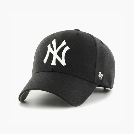 47 Brand New York Yankees Cap MVP schwarz