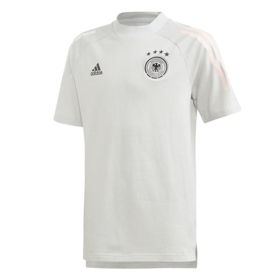 Adidas Deutschland DFB T-Shirt EM 2020 Kinder Grau