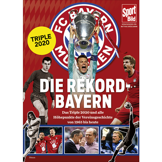Buch Die Rekord-Bayern