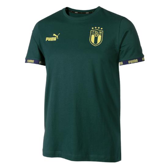 Puma Italien Training Shirt EM 2020 Grün