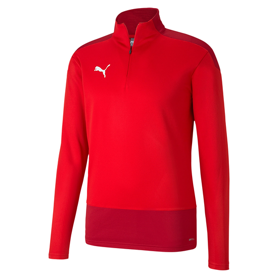 Puma Training Top 1/4 Zip GOAL 23 Rot
