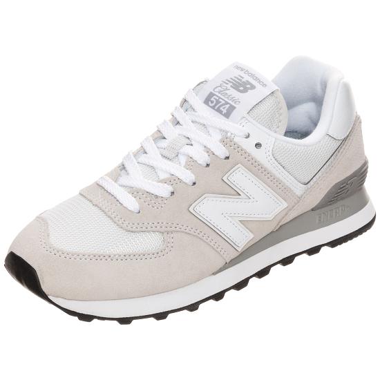 New Balance Sneaker WL574-EW-B Damen grau