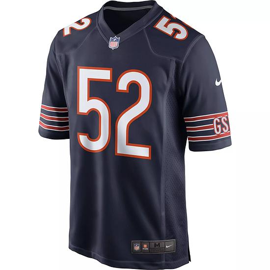 Nike Chicago Bears Trikot Heim Game Mack