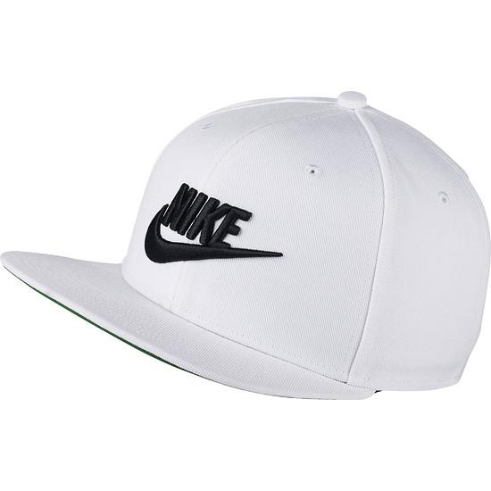 Nike Cap Sportswear Pro Weiß/Grün/Schwarz