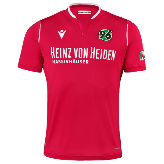 Macron Hannover 96 Trikot 2019/2020 Kinder Heim