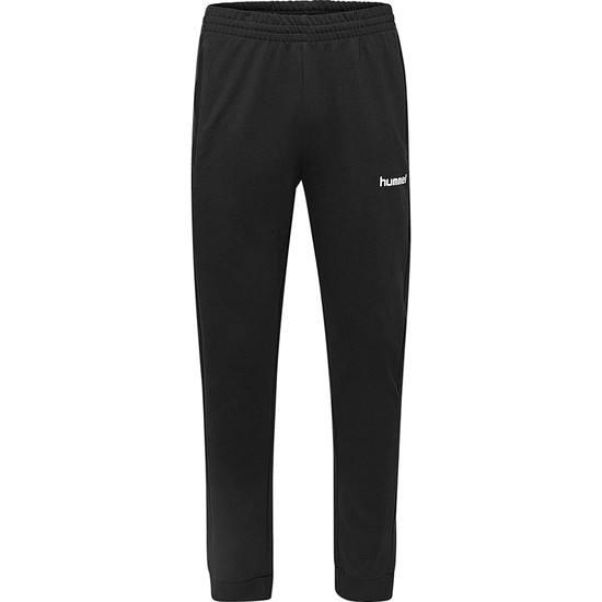 hummel Jogginghose Cotton schwarz