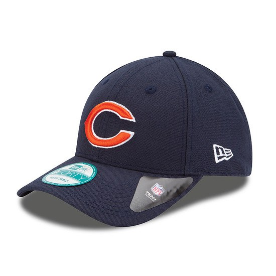 New Era Chicago Bears Cap The League Team blau