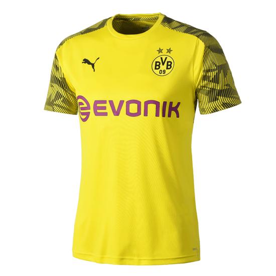 Puma Borussia Dortmund Trainingsshirt Fresh Gelb