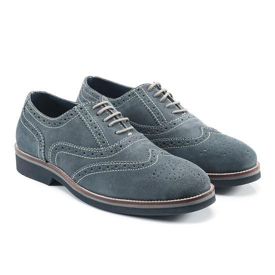 Stan Miller Schuh Greg blau