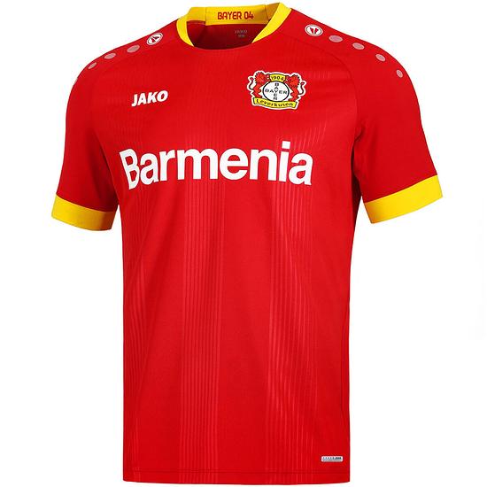 Jako Bayer 04 Leverkusen Trikot 2020/2021 Auswärts