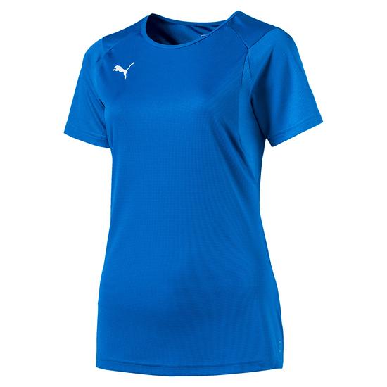 Puma Trainingsshirt LIGA Damen blau