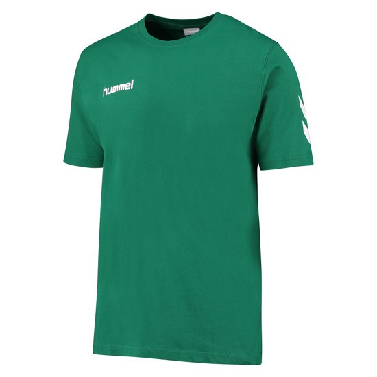 hummel T-Shirt Core Cotton grün