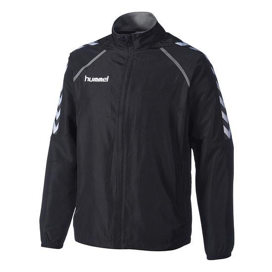 hummel Trainingsjacke Stay Authentic Micro schwarz