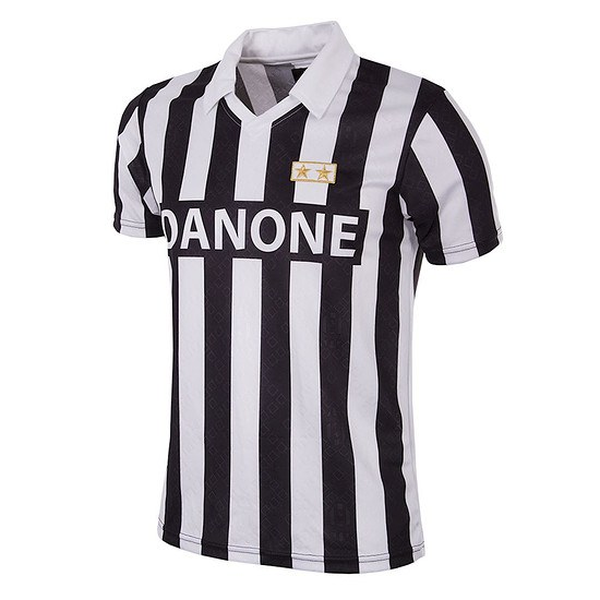 Copa Juventus Turin 1992/93 Short Sleeve Coppa UEFA Retro Shirt
