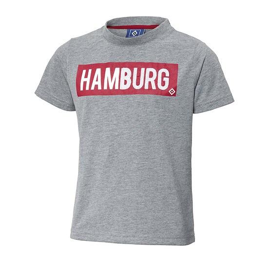 Hamburger SV T-Shirt SVERRE Grau