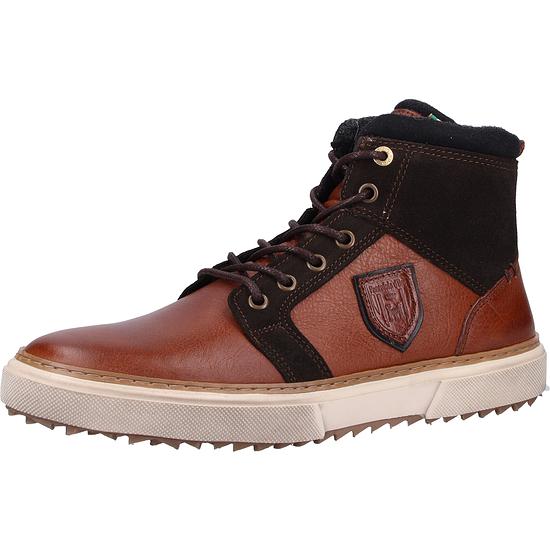 Pantofola d'Oro Sneaker High Leder tortoise shell