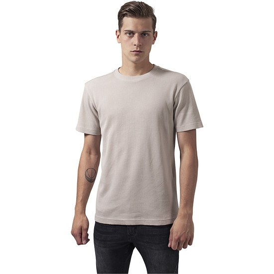 URBAN CLASSICS T-Shirt Thermal sand