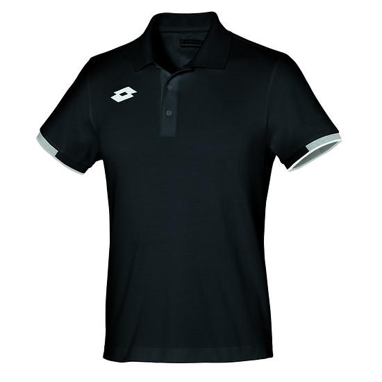 Lotto Poloshirt Delta schwarz