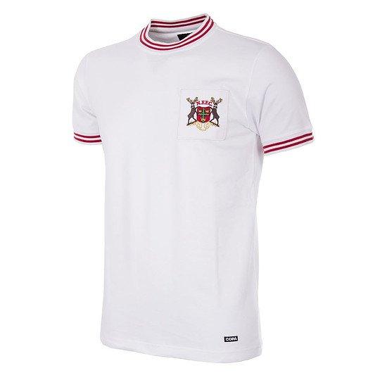 Copa Nottingham Forest 1966/67 Away Short Sleeve Retro Shirt