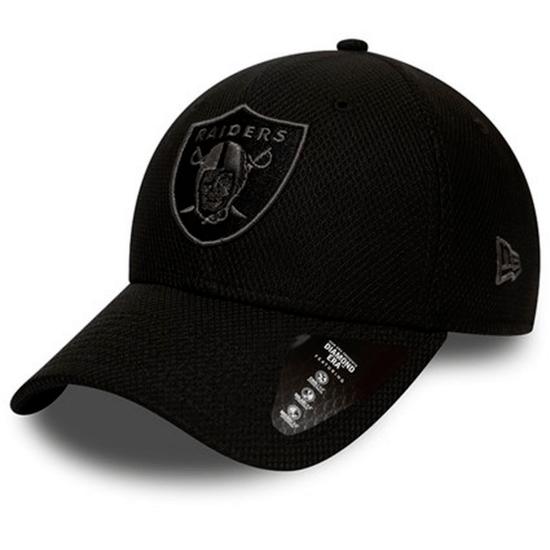 New Era Oakland Raiders Cap Team 39THIRTY schwarz