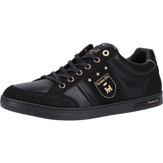 Pantofola d'Oro Sneaker Leder triple black