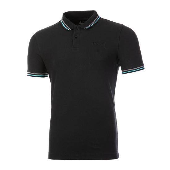 Lotto Poloshirt Classica schwarz/blau