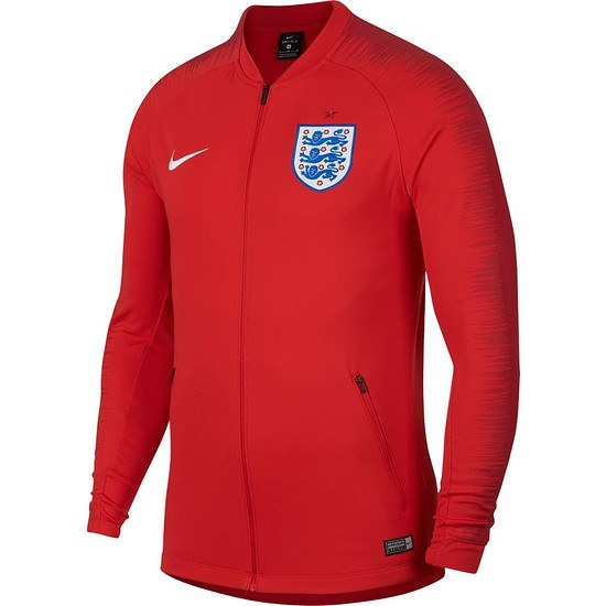 Nike England Anthem Jacket Rot
