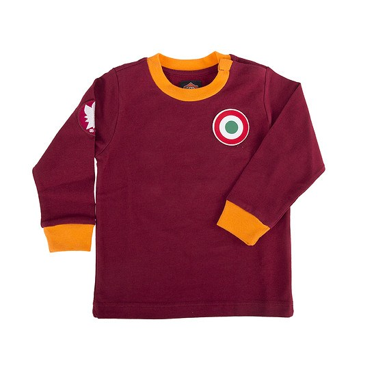 Copa AS Rom My First Football Long Sleeve Shirt