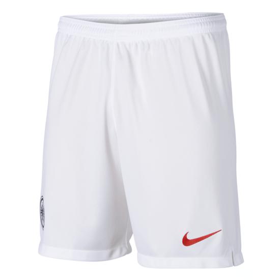 Nike Eintracht Frankfurt Shorts 2019/2020 Weiß