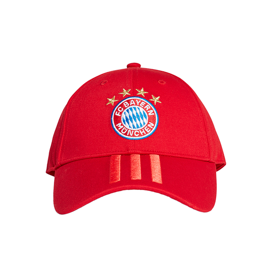 Adidas FC Bayern München 3S Cap 2019/2020 Rot