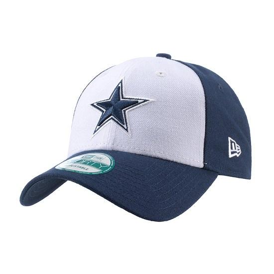 New Era Dallas Cowboys Cap The League blau/weiß