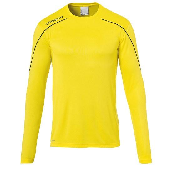 uhlsport Trainingsshirt Langarm Stream 22 gelb