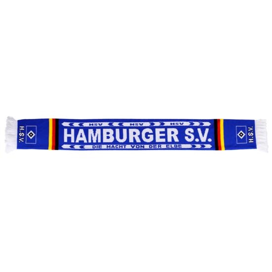 """Hamburger SV Schal """"Macht von der Elbe"""""""