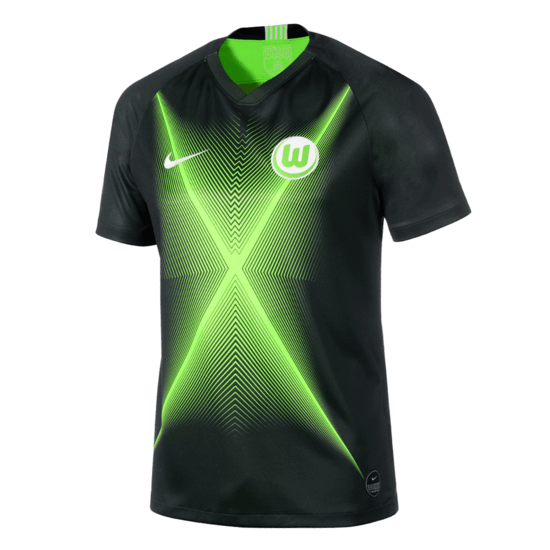Nike VfL Wolfsburg Trikot 2019/2020 Heim Kinder