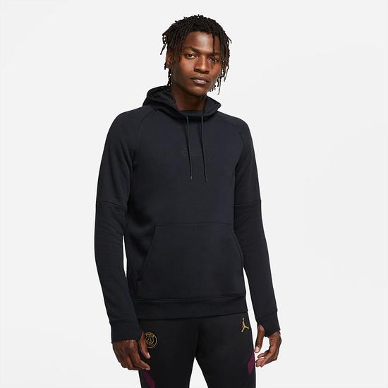 Nike Paris Saint-Germain Hoodie 2020/2021 Schwarz