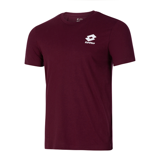 Lotto T-Shirt Basic royal red