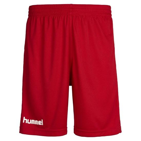 hummel Shorts Core Poly rot