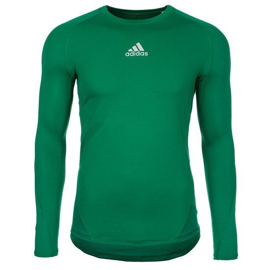 Adidas Trainingsshirt AlphaSkin Sport grün