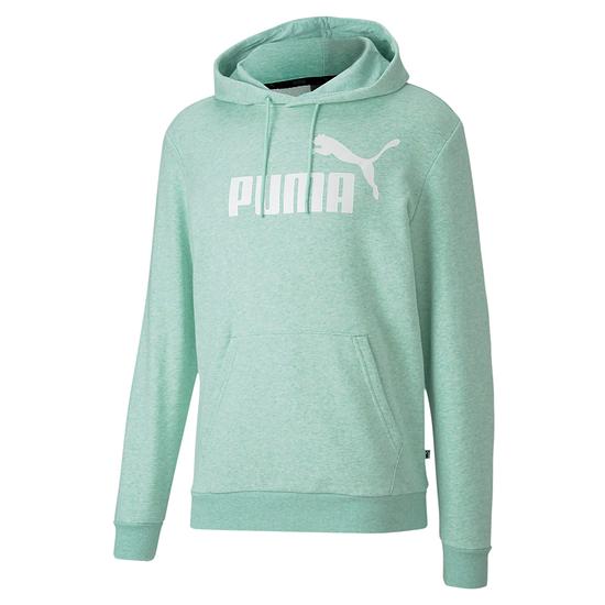 Puma Hoodie ESS + Mintgrün