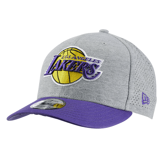 New Era Los Angeles Lakers Cap 9FIFTY Shadow Tech gelb