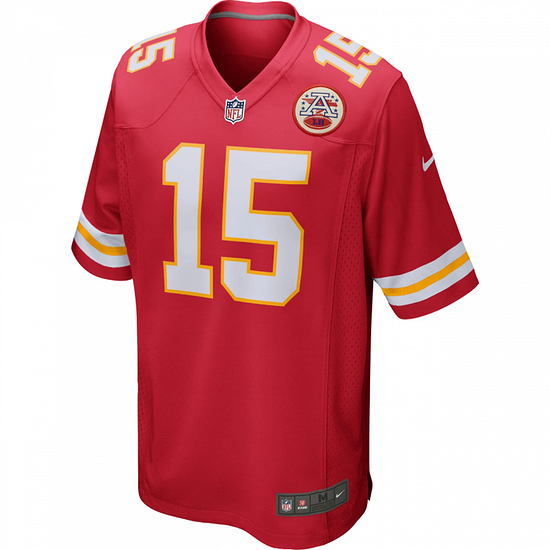 Nike Kansas City Chiefs Trikot Heim Game Mahomes