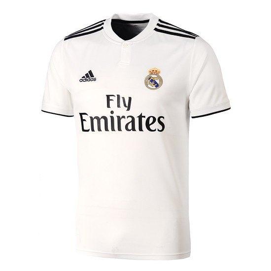 Adidas Real Madrid Trikot 2018/2019 Kinder Heim