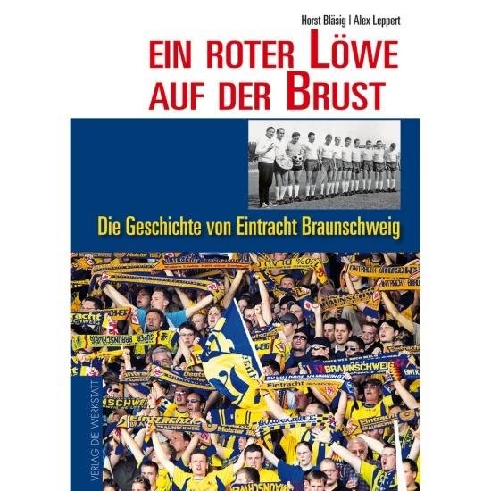 Eintracht Braunschweig Ein roter Löwe auf der Brust