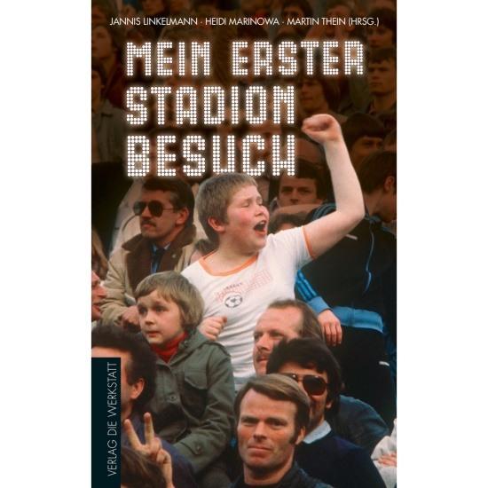 Buch Mein erster Stadionbesuch