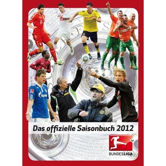 Buch Das offizielle Saisonbuch 2012