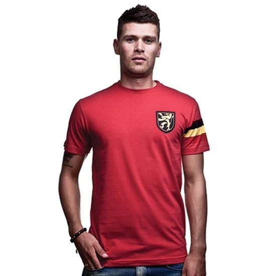 Copa Belgien T-Shirt Kapitän