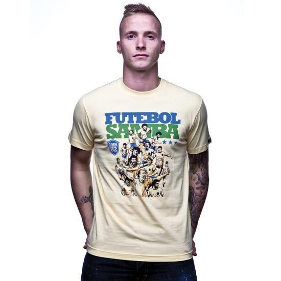 Copa T-Shirt Futebol Samba