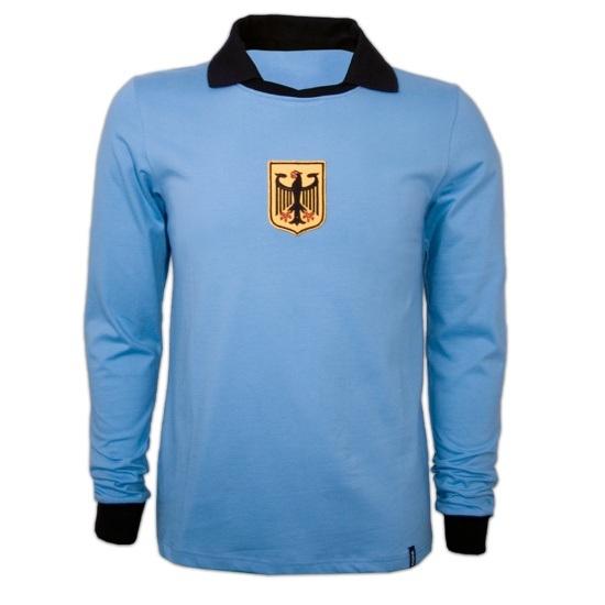 Copa Deutschland Goalie 1970's Long Sleeve Retro Shirt
