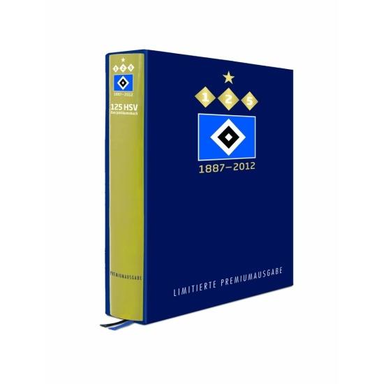 Hamburger SV 125 Jahre HSV limitierte Premiumausgabe