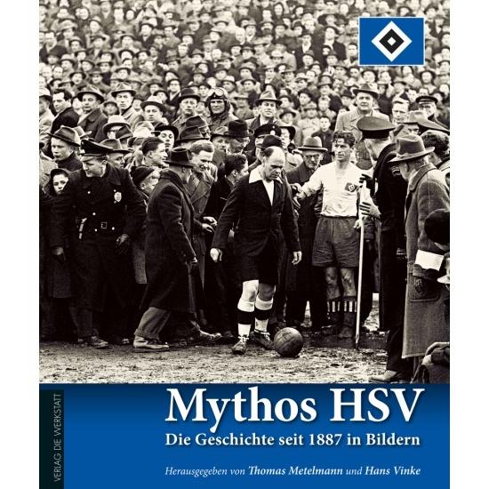 Hamburger SV Buch - Mythos HSV